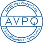 Amtliches Verzeichnis präqualifizierter Unternehmen, d-serv GmbH, Tübingen, Deutschland